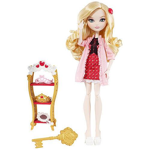 ever after high Getting Fairest Apple White