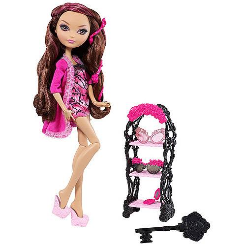 Briar Beauty ever after high Getting Fairest