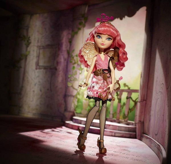 C.A. CUPID EVER AFTER HIGH