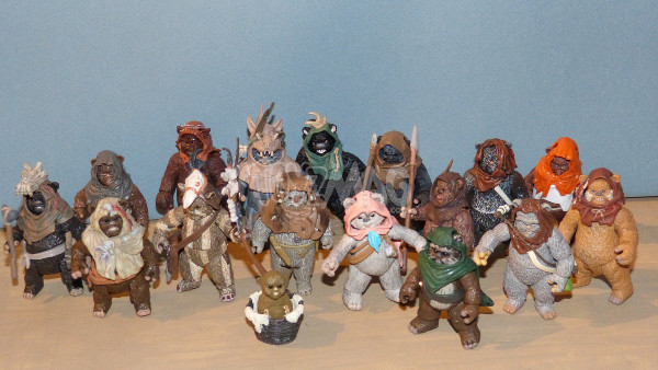 ewok pack hasbro star wars 27