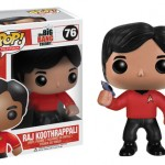 Funko : Pop Vinyl Star Trek / Big Bang Theory