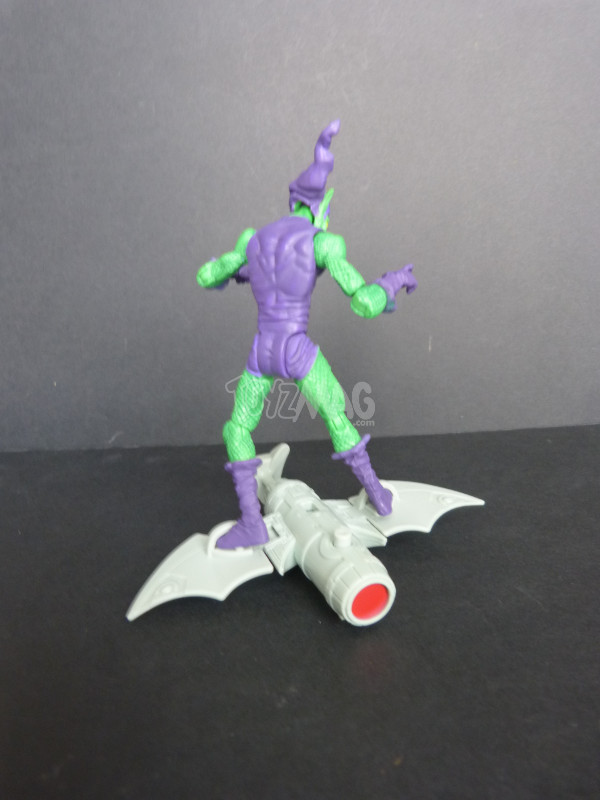 hasbro green goblin amazing spider-man 3