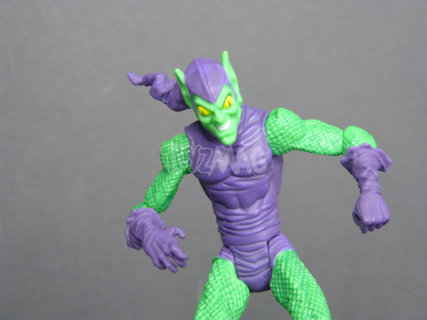 hasbro green goblin amazing spider-man 5