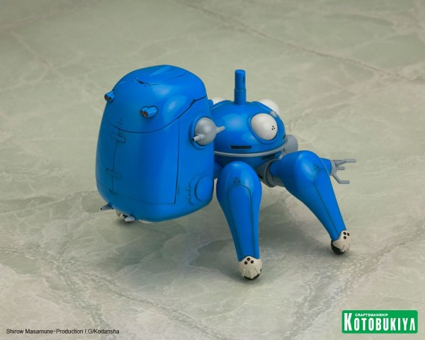 koto Ghost In The Shell Stand Alone Complex Tachikoma Model Kit  3