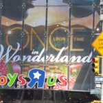 Toys R US quitte Times Square à New York