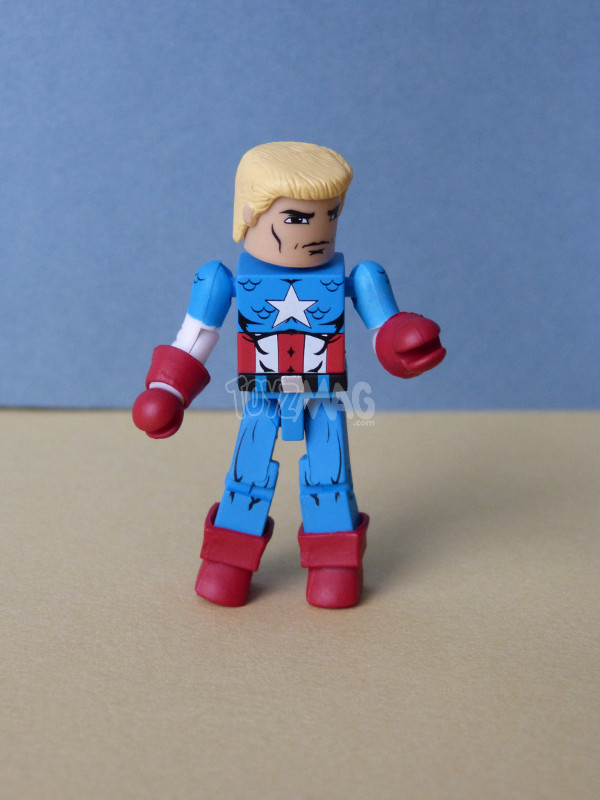 marvel minimates iron patriot capamerica thor 10