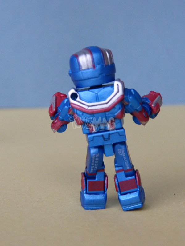 marvel minimates iron patriot capamerica thor 20
