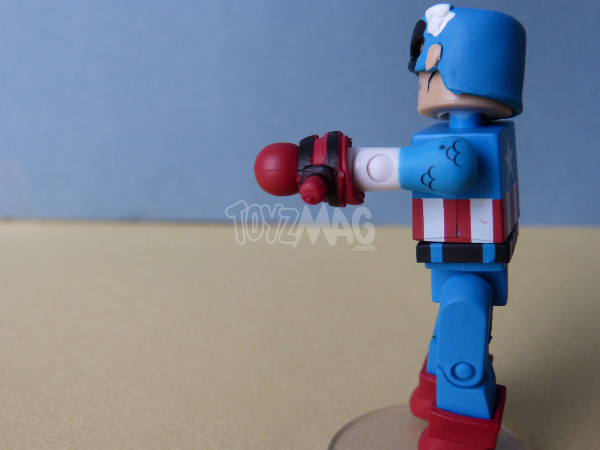 marvel minimates iron patriot capamerica thor 8
