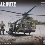 Call of Duty Mega Bloks : Review du set Chopper Strike