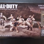 Call of Duty Mega Bloks : Review du set Desert Troopers