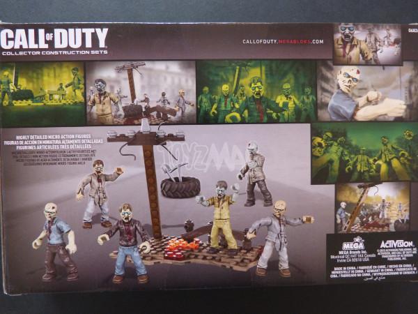 megabloks callofduty zombie horde 2