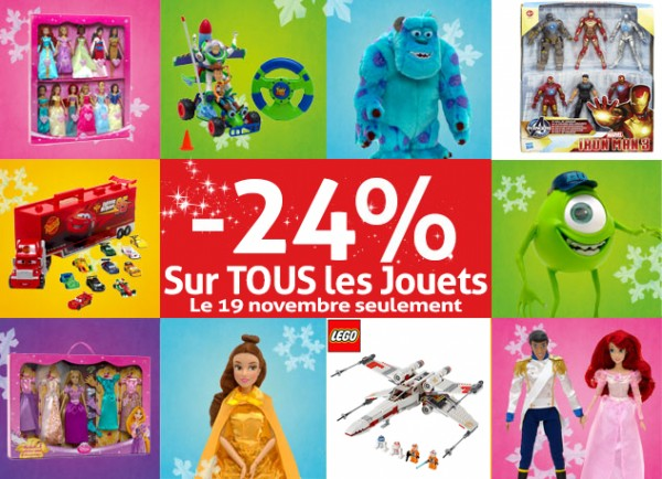 Disney Store, la boutique officielle Disney