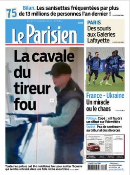 parisien mardi 19 novembre 2013