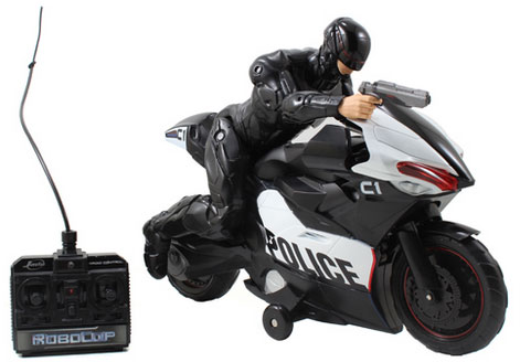 RoboCop 3.0 Police Cruiser R/C