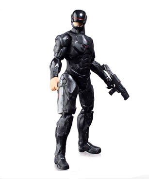4 IN RoboCop Action Figure 3.0