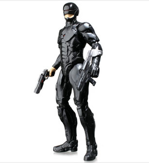 6 IN RoboCop Light up Action Figure 3.0