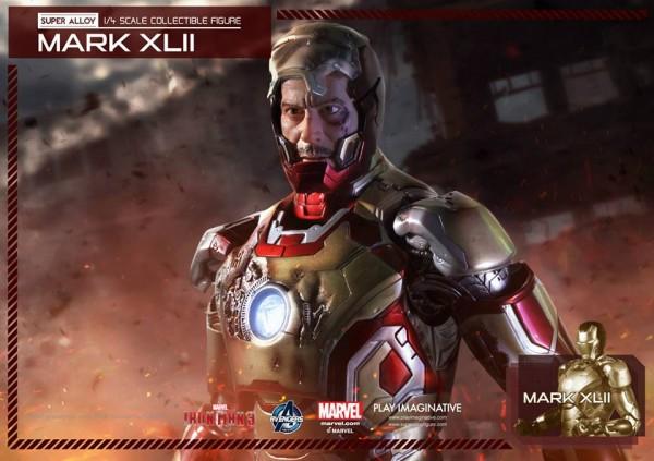 super alloy iron man mk42  2