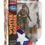Captain America : Winter Soldier Marvel Select exclu Disney Store