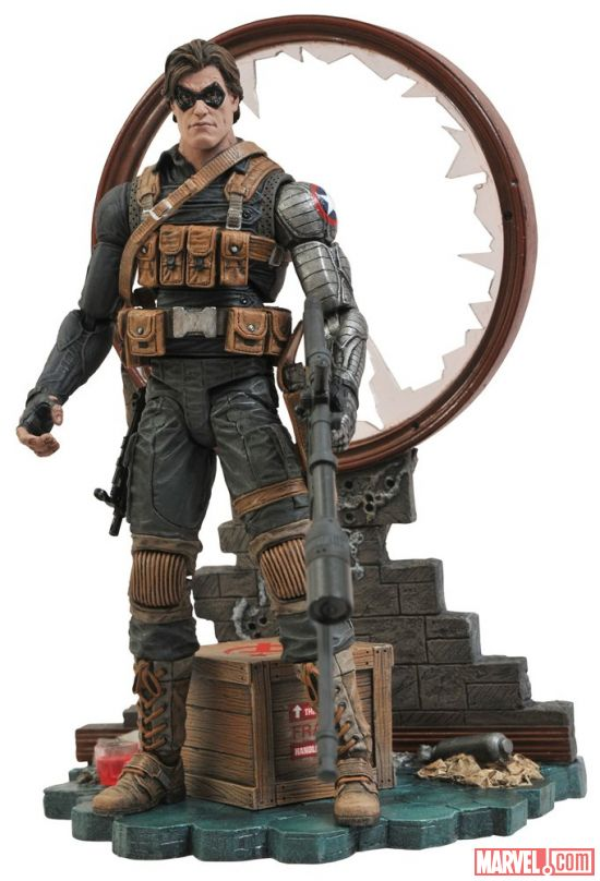 the winter soldier captain america marvel select1 4