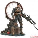 Captain America : Winter Soldier Marvel Select exclu Disney Store