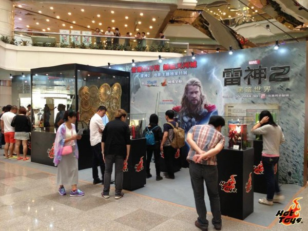 thor the dark world expo hot toys chine 4