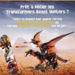 Concours Transformers sur carrefourkidsclub