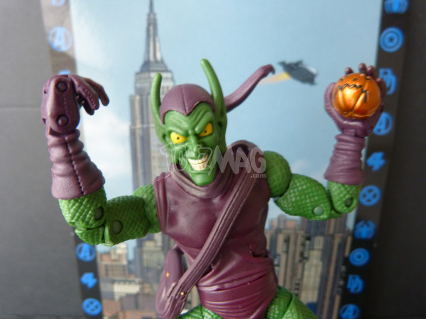 toybiz marvel legends green goblin 9