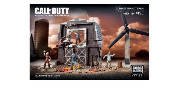 zombie tranzit farm callofduty megabloks