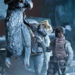Sideshow : Commander Luke Skywalker et Tauntaun en images