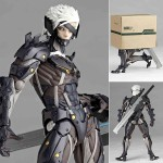 Review – Revoltech – SFX – Raiden – Metal Gear Rising