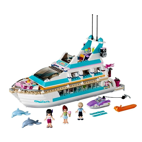 Lego friends Yacht