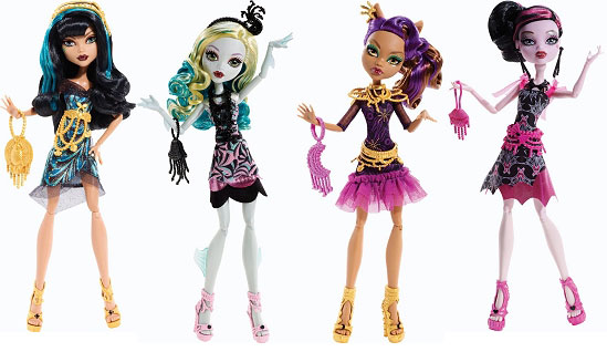 Monster High  Black Carpet