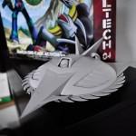 Un nouvelle image de la Flying Tiger de Gattaiger