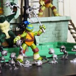 Toy Review : Le (gigantesque) Repaire des Tortues Ninja !
