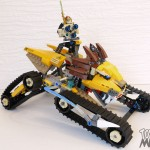 LEGO Set 70005 : Chima – Le chasseur royal de Laval !