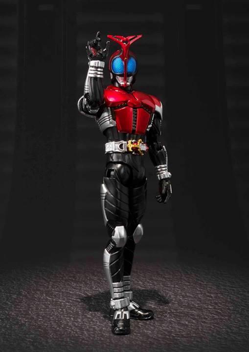 S.H.Figuarts - Kamen Rider Kabuto Rider Form