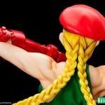 Cammy arrive en version Bishoujo
