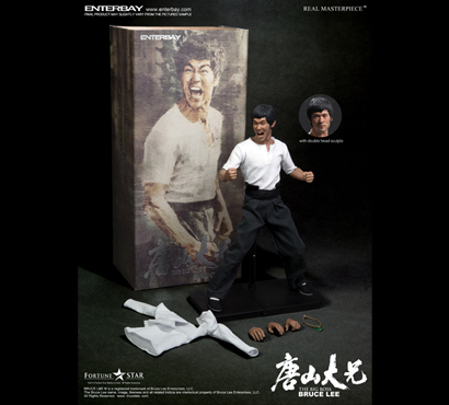 bruce lee enterbay 2