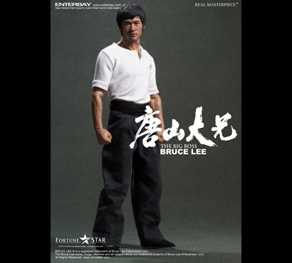 bruce lee enterbay 4