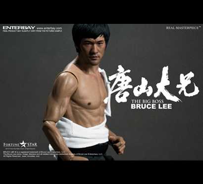 bruce lee enterbay 5
