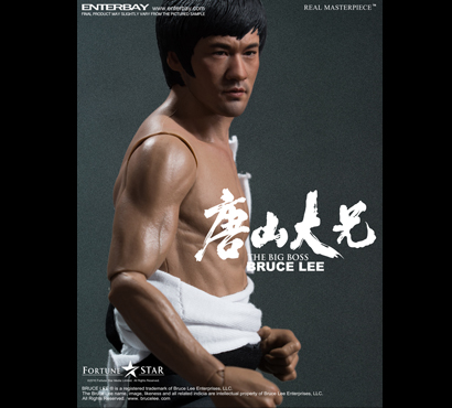bruce lee enterbay 6