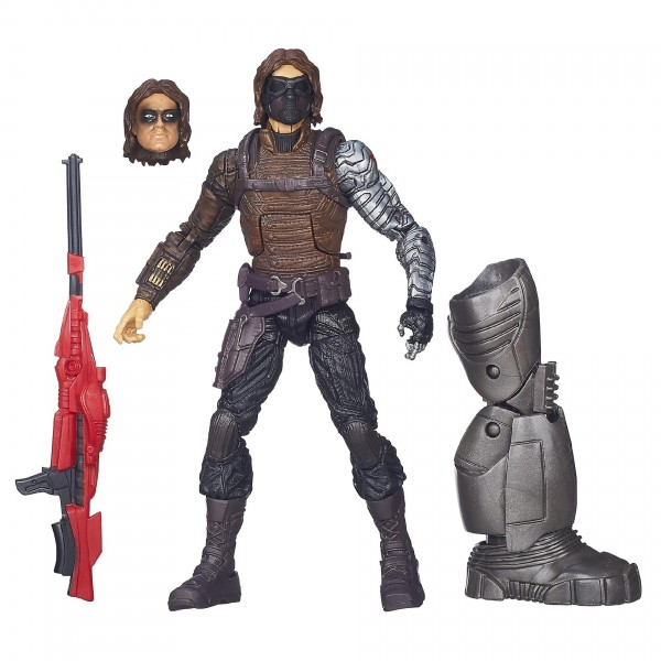 captain america marvel legends winter soldier