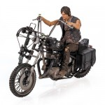 Walking Dead : Daryl et sa moto en préco