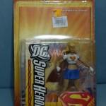 Mattel DC Superheroes : Review de Supergirl (Linda Danvers)