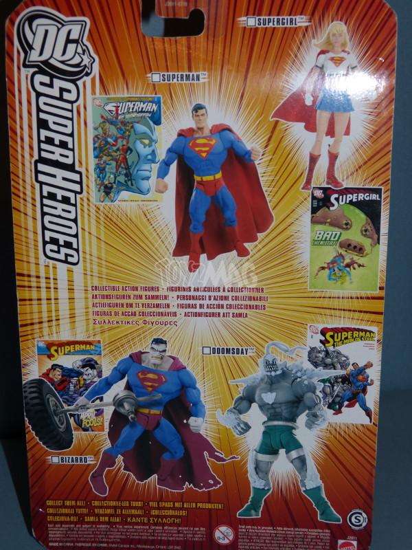 dc supergirl mattel 5