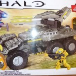 Mega Bloks Halo : Review du set USNC Anti Armor Cobra