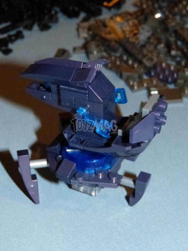halo megabloks usnc cobra anti armor 8