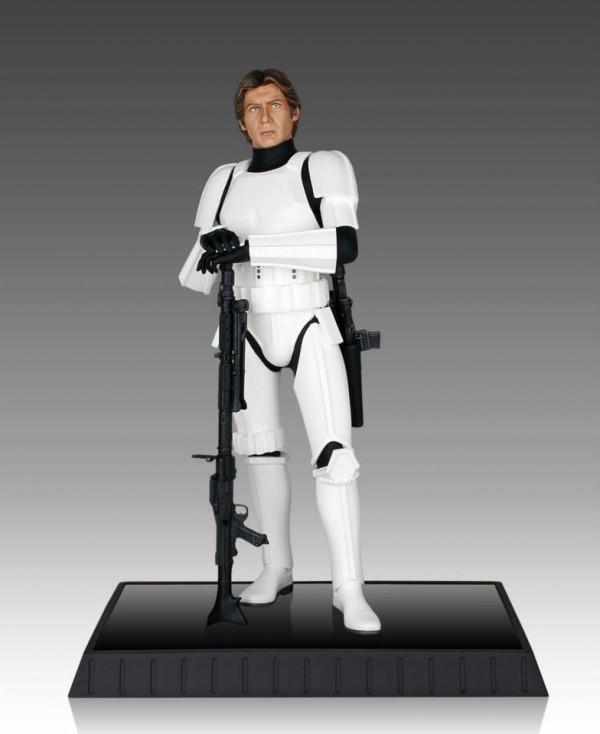 han solo stormtrooper deluxe statue GG 5