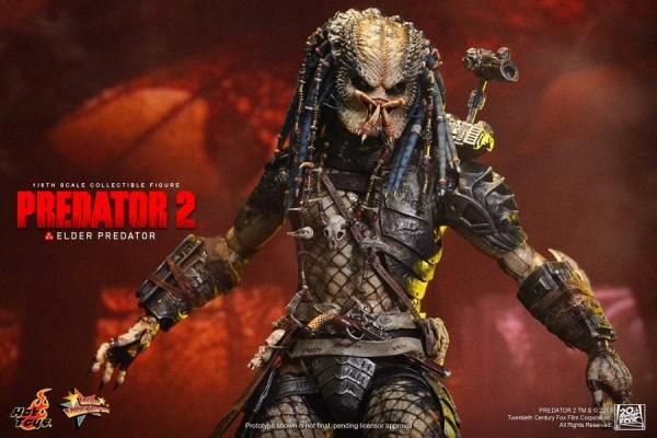 hot toys elder predator predator 2 9