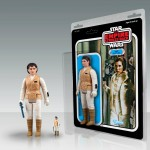 Star Wars : Leia (Hoth Outfit) Kenner Jumbo Figure